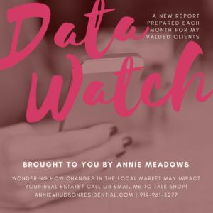 Real Estate Data Watch: November 2017 Update