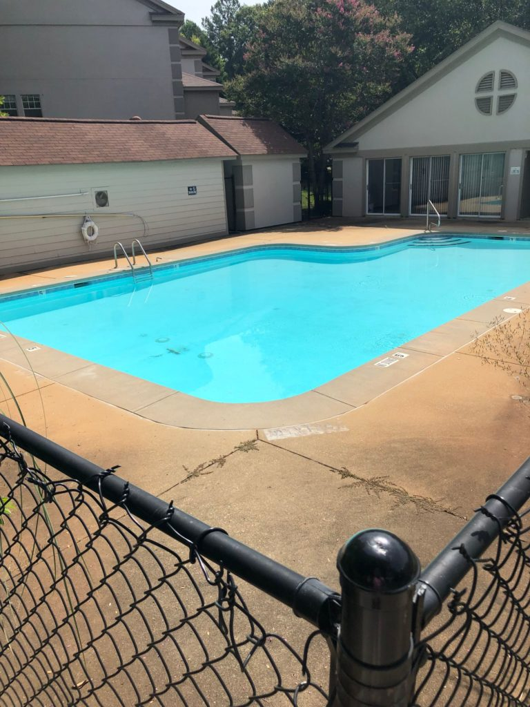 Hudson Residential 2506 Avent Ferry Road Raleigh - Pool