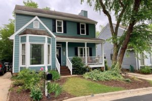 Annie Meadows Real Estate - Buyer Closing - Investment Property - 3306 Glen Henry Drive Raleigh NC 27612