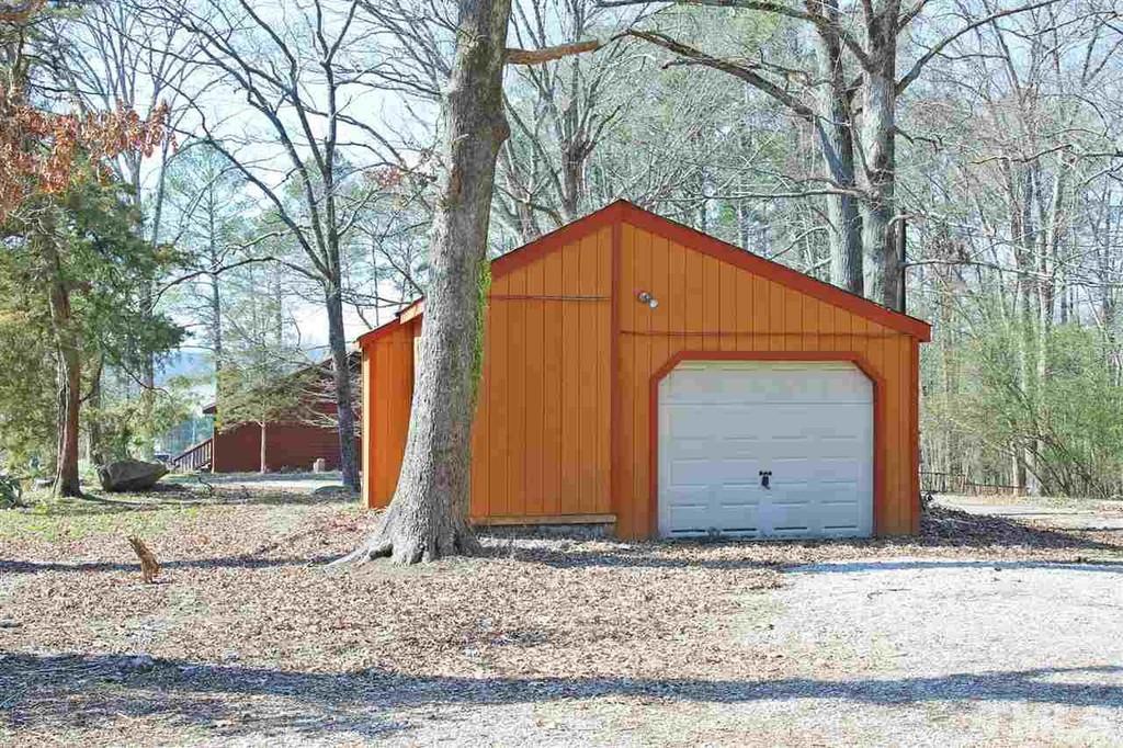 1303 Wait Avenue Wake Forest Garage