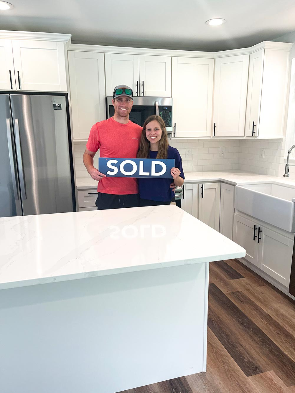 Sold By Ryan Boone and Annie Meadows in Raleigh, NC