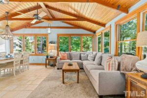 1105 Kimberly Drive for Sale in Raleigh