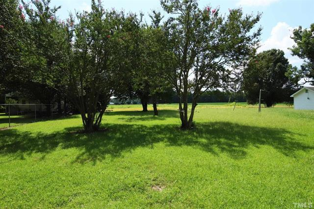 854 Five Points Road in Benson For Sale With Annie Meadows at Hudson Residential - Backyard