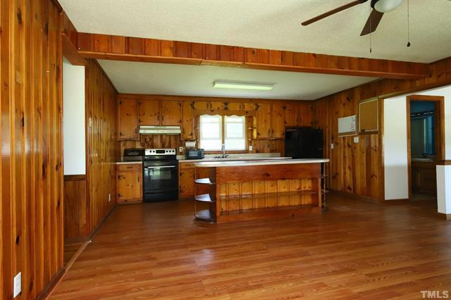 854 Five Points Road in Benson For Sale With Annie Meadows at Hudson Residential - Kitchen
