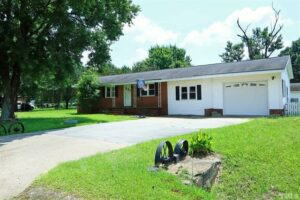 854 Five Points Road in Benson For Sale With Annie Meadows at Hudson Residential - Outside